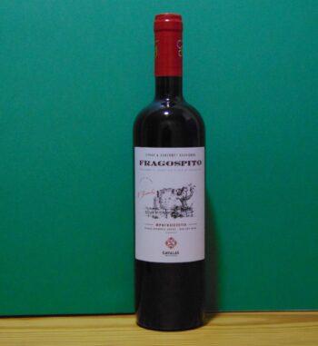 Gavalas Cabernet-sauvignon , Syrah Fragospito Organic 2012