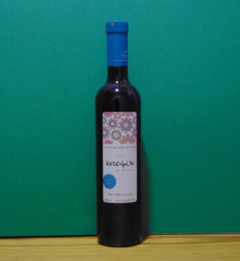 Stilianou Kotsifali sweet organic red wine