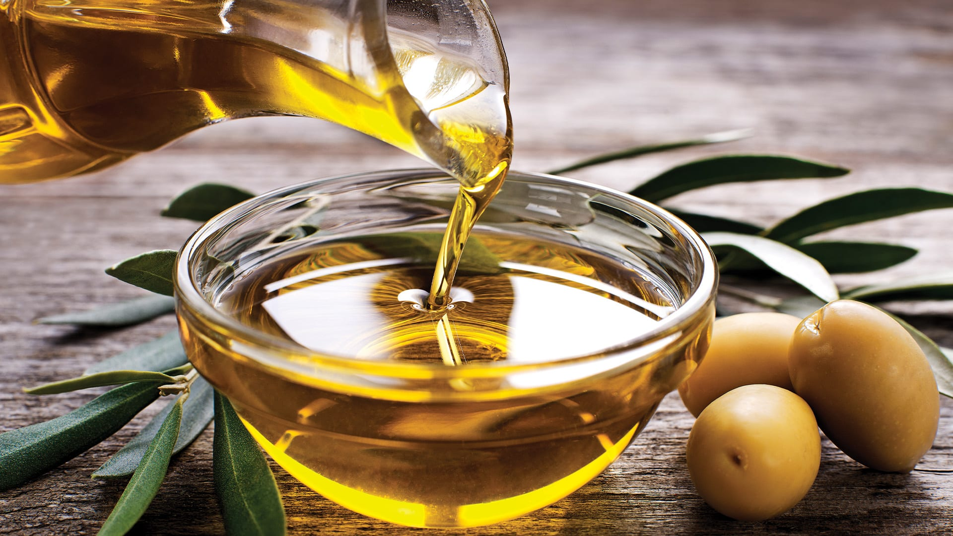 Frequent questions about olive oil