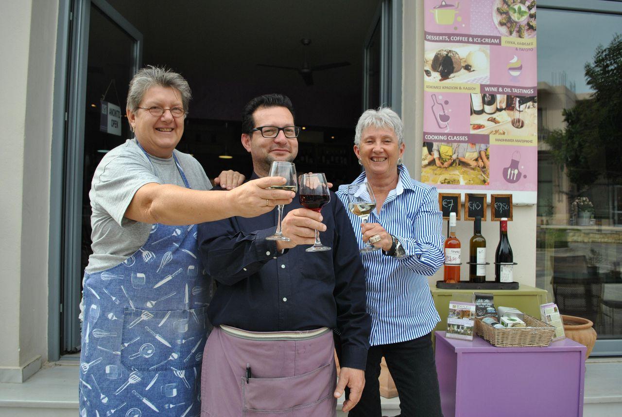 George (Bakaliko wine expert)