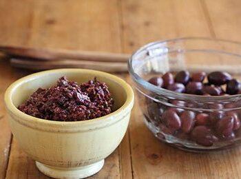 Olives & Olive Paste